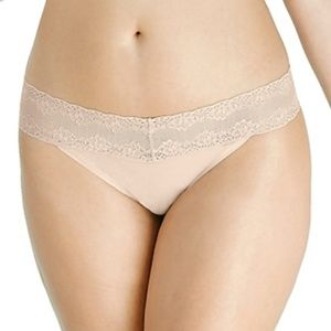 f9fe1af7b5b7 Natori Nude Plus Support Bliss Perfection Thong